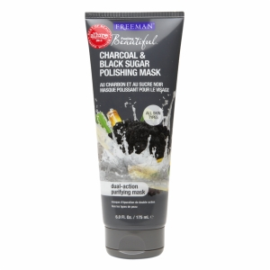 charcoal black sugar